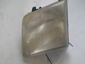 Driver Left Headlight Fits 98-03 DODGE 1500 VAN 164077