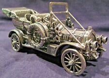 1911 Delaunay Belleville-Franklin Mint- Silver Car Miniature