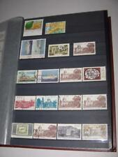 SOUTH AFRICA Stamp Book Binder Collection 30 pgs 2500+ stamps LV06619