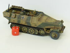 28mm Bolt Action Chain Of Command German Hanomag Sdkfz 251 - Painted #1