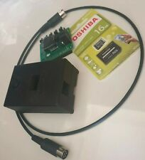 Pi1541 for use on Commodore C64/C128/C16 With SD card and Serial cable.