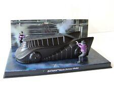 Les véhicules de Batman,Eaglemoss France,La Batmobile avec bouclier du film 1989