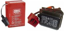 Power Wheels Super 6 Volt Red Battery and Charger Combo Pack