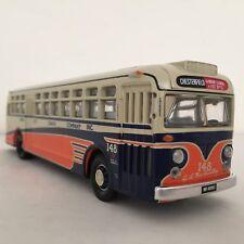 Corgi 54103 GM 4507 Bus - Lionel City Coach Company Inc. 1:50 NIB!   ** SALE! **