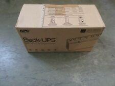 APC Back-ups 600va UPS Battery Backup & Surge Protector With USB Charging