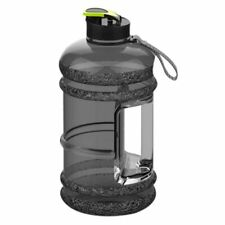 2.2L Big Large BPA Free Sport Gym Training Drink Water Bottle Cap Camping Kettle
