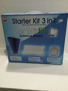 Brand New Wii Fit 3 in 1 Starter Kit