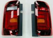 OEM VW NEW CADDY FACELIFT TAIL LIGHTS CADDY2K SMOKED GENUINE VW PARTS NEW!! RHD