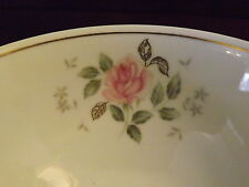 NORITAKE 6017 ROSEBUD Consomme Cup/Soup Bowl - Mint Condition