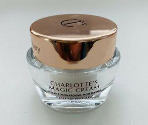 CHARLOTTE TILBURY Charlotte's Magic Cream 15ml/0.5oz Travel Size NEW