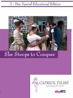 She Stoops to Conquer: 2 Disc Special Educational Edition (DVD)[Region 2]