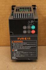 FUJI FVR0.2E11S-2 INVERTER DRIVE