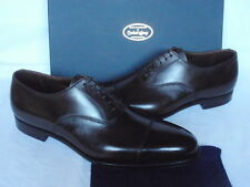 NEW Crockett & Jones LONSDALE  Handgrade Brown Leather Shoes UK 9 ALL SIZES £540