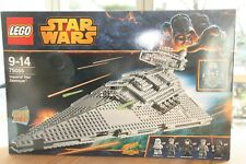 Lego Star Wars 75055 - Imperial Star Destroyer with 5 Minifigs - Disney- BNISB