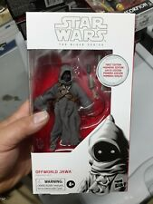 star wars black series offworld jawa first edition