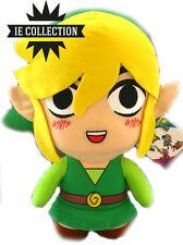 THE LEGEND OF ZELDA LINK PELUCHE 30 CM pupazzo Skyward Sword figure wii u plush