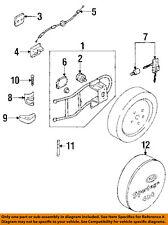 KIA OEM 98-02 Sportage Spare Tire Carrier-Striker 0K08156990