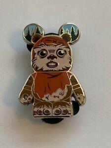 Vinylmation Collectors Set Star Wars 3 Wicket Ewok Disney Pin (A1)