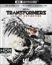 TRANSFORMERS:AGE OF EXTINCTION NEW 4K ULTRA HD BLU-RAY