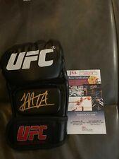 Khabib Nurmagomedov Autographed Signed UFC Glove With JSA COA
