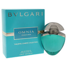 BVLGARI Omnia Paraiba The Jewel Charms Collection EDT 25ml 0.84 oz New In Box
