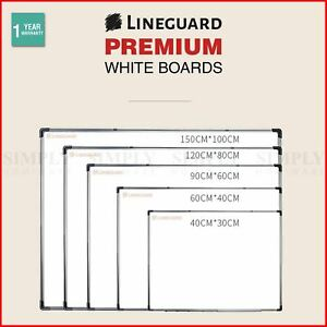 Lineguard Whiteboards Magnetic Office Home Memo Eraser Wall Reminder Message Dry