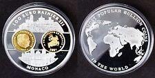 100 EURO MEDAGLIA MEDAILLE MONACO 2003 FS PROOF BE PP - RANIERI III
