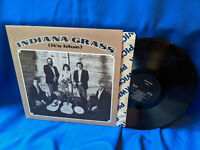 Indiana Grass LP (It's Blue) Chumley Productions CPI-111581 Private Bluegrass