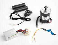 150W Scooter Electric Motor w Sprocket+Speed Controller+Thumb Throttle+Key Lock