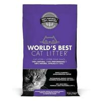 Worlds Best Lavender Scented Cat Litter (PD2869)
