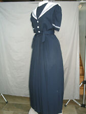 Victorian Dress Edwardian Women's Costume