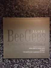 CD - The Bee Gees - Alone