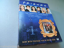 Friends The Complete First Season DVD Box Set Good Condition!