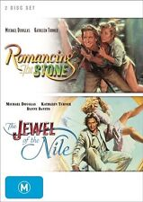 Romancing The Stone / Jewel Of The Nile (DVD, 2011, 2-Disc Set)