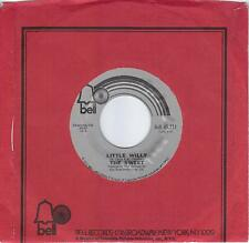 THE SWEET  Little Willy / Man From Mecca  original 45 on BELL label from 1972