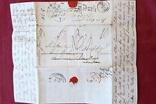 1837 SIX manuscripts  War of Confederation Latin America Bolivia Peru Chile