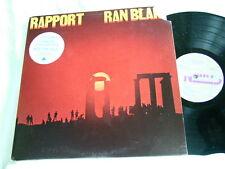 RAN BLAKE Rapport Ricky Ford Anthony Braxton Chris Connor Arista Novus LP