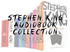 Stephen King Audio Book Collection Digital MP3 File Download Buy Now! Audiobooks