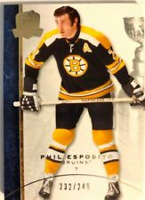 2008-09 Upper Deck The Cup Base Card Phil Esposito /249 #15