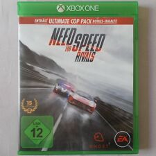 XBOX One - Microsoft ► Need For Speed: Rivals - Limited Edition ◄ TOP Zustand