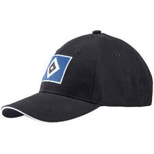 HSV Kappe Raute schwarz Hamburger SV Baseballcap Cap Mütze HSV Logo