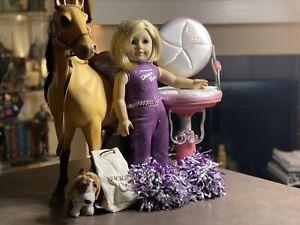 American Girl Doll Kit Kittredge Lot