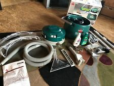 VTG Bissell Big Green Machine Wet/Dry Vacuum Carpet Shampooer Amazing Condition!