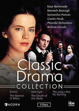 Classic Drama Collection (DVD, 2014, 5-Disc Set)  NEW