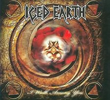 I Walk Among You [Single] by Iced Earth (CD, Jun-2008, Steamhammer)
