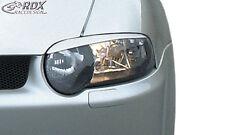 RDX Scheinwerferblenden ALFA Romeo 147 Böser Blick Blenden Spoiler Tuning