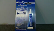 BOSSIL BS-8243 BLUE MEDIUM STRENGTH THREAD LOCK SIMILAR TO LOCTITE MOTORAMA HULL