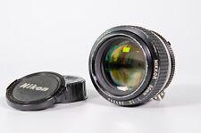 Nikon Nikkor 50mm F1.2 AIS