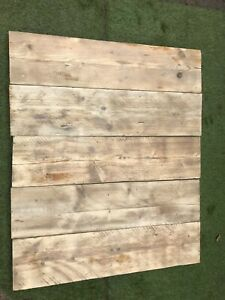 new rustic reclaimed german whitewood boarding weathered with sanded finishes