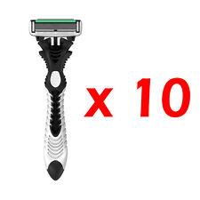 [DORCO] Pace6(SXA100) Disposable Razor,Pace 6, 6 Blade Shaving System,Men x10pcs